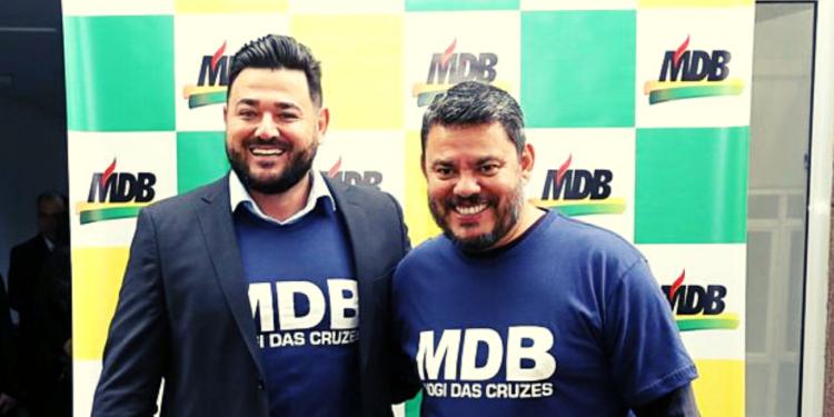 Divulgação/ MDB Mogi das Cruzes