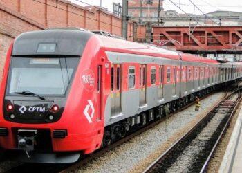 Divulgação/Companhia de Trens Metropolitanos (CPTM)