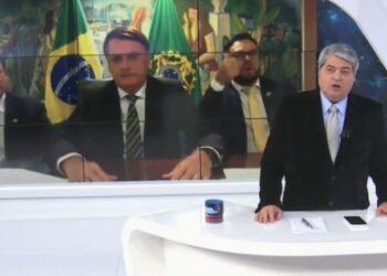 Foto: Reprodução/TV Bandeirantes