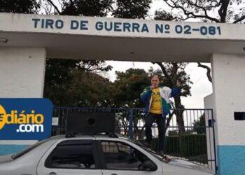 Foto: Reprodução/Oscar de Oliveira/Facebook