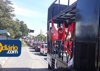 Foto: PT Suzano/Divulgação/Facebook