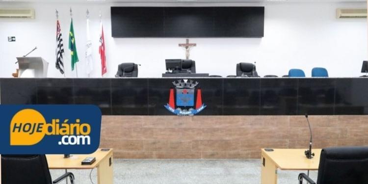 Foto: Divulgação/Câmara de Vereadores de Suzano